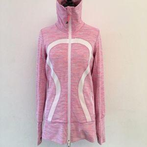 Lululemon In Stride Jacket Pink Size 6